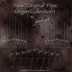 New Original Pipe Organ Collection Volume 1, by jimmyd